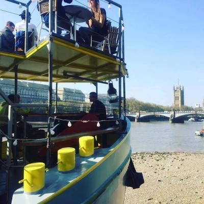 Battersea Barge