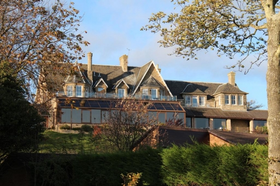 The Old Manor Hotel