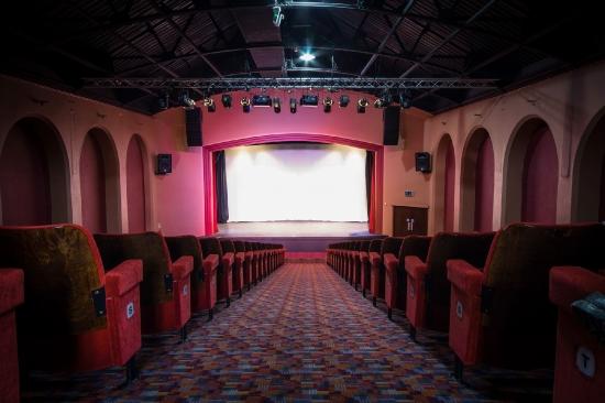 Stamford Corn Exchange Theatre And Theatre Lounge