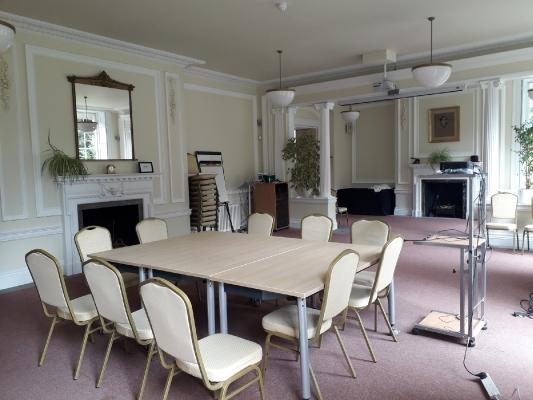 Historic Sumner room