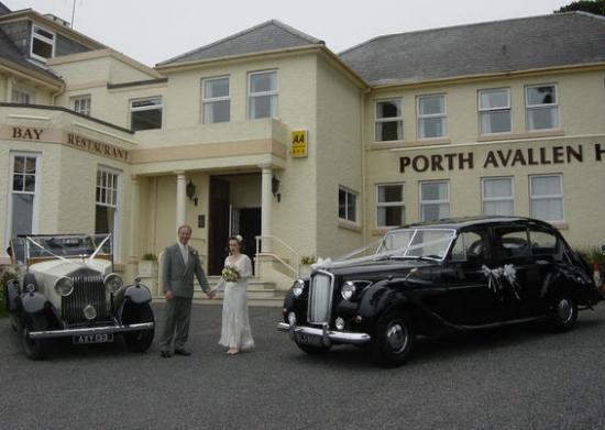 Porth Avallen Hotel & Reflections Restaurant