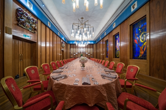 The Livery Hall dining