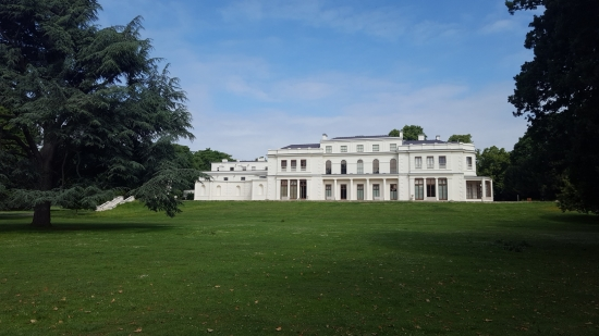 Gunnersbury Park House and South Lawn