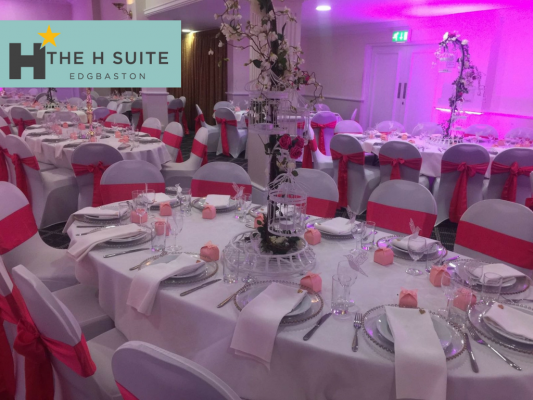 Weddings at The H Suite