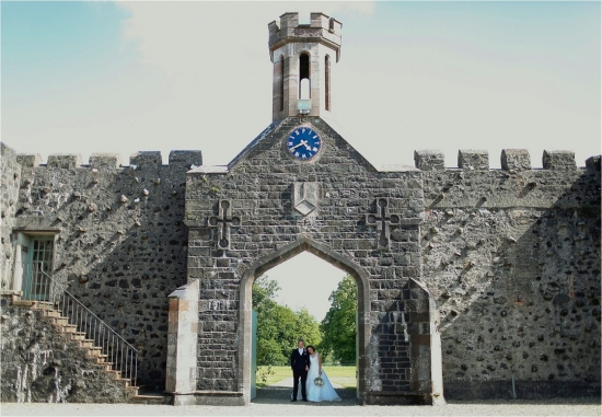Lissanoure Castle