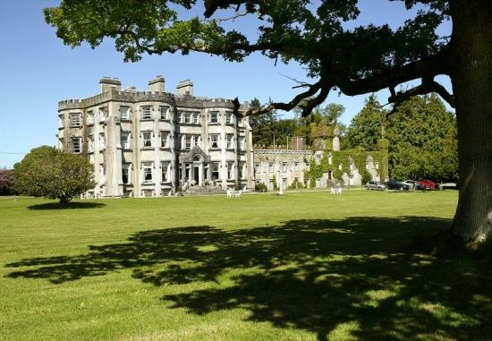 Ballyseede Castle on 30 acres of Woodland