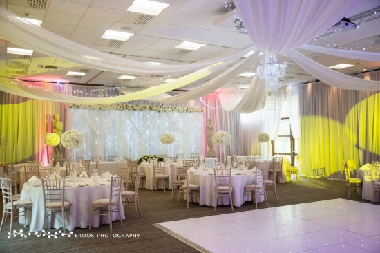 Princess Suite Wedding Reception