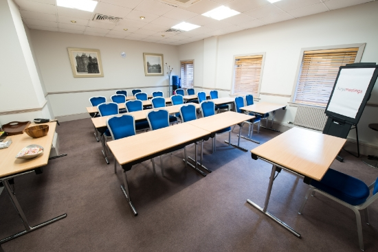 Holyrood Suite (ground floor) Maximum of 22 Classroom