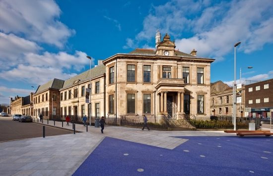 Maryhill Burgh Halls