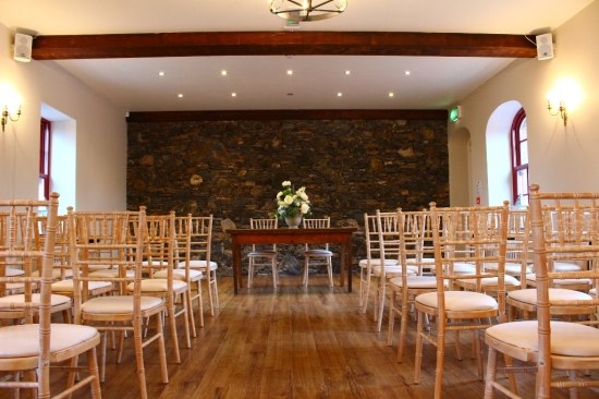 Stables for ceremonies