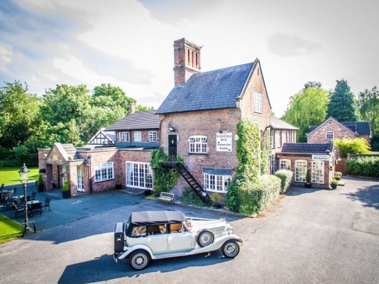 Wincham Hall Country Hotel