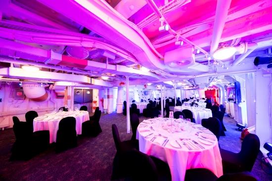 Ship's Company Dining Hall