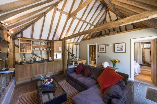 Barn Accommodation