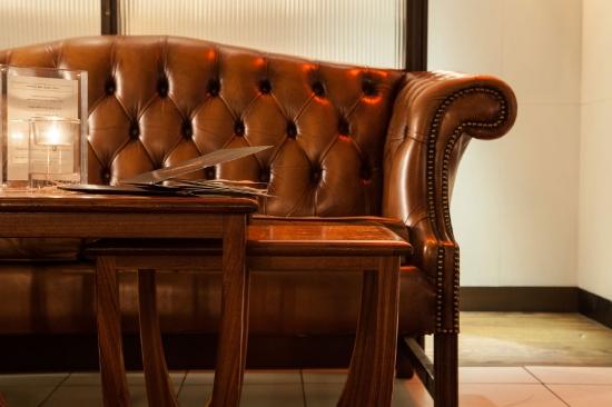 Mark's Bar sofa