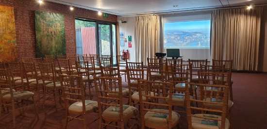 Painshill's function room