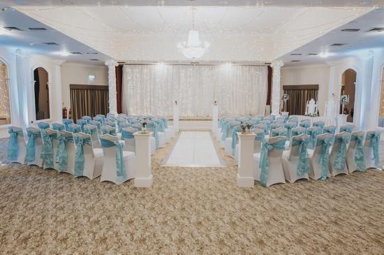 The Ramada Cwrt Bleddyn Hotel & Spa