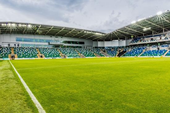 The National Football Stadium, Windsor Park, Belfast