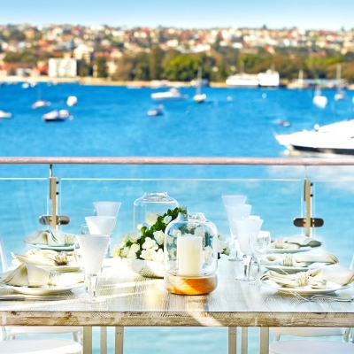 Zest Waterfront Venues - Point Piper