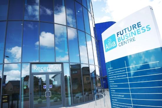 Allia Future Business Centre, Peterborough