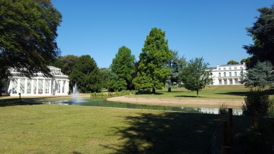 Gunnersbury Park House and Orangery