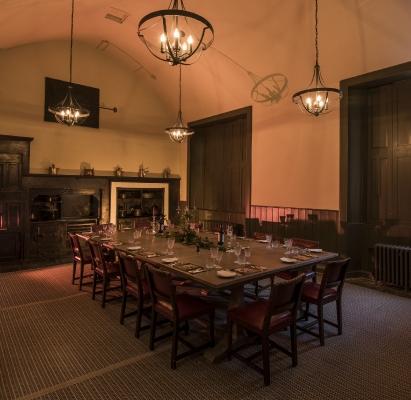 Old Kitchen, Thirlestane Castle
