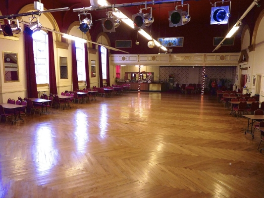 The Regency Dance Centre Ltd
