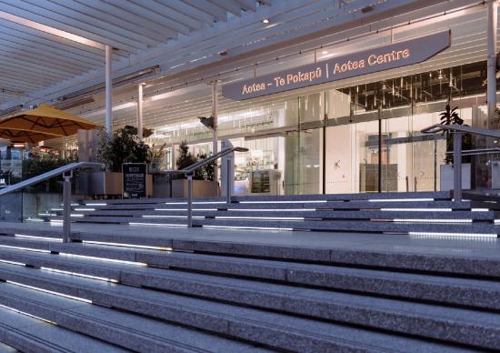 Aotea Centre - Entrance