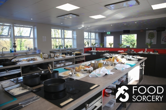 Food Sorcery - Cookery School