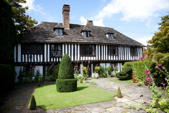 St Mary's House & Gardens