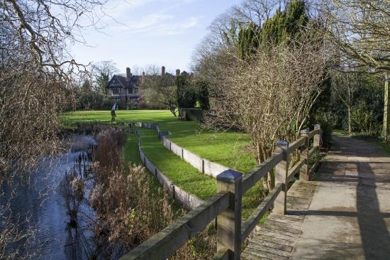 Robinson College - Gardens