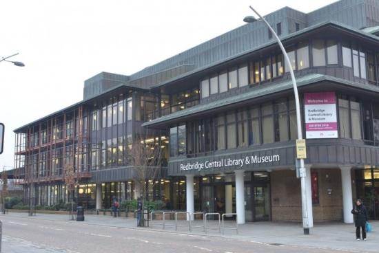 Redbridge Central Library