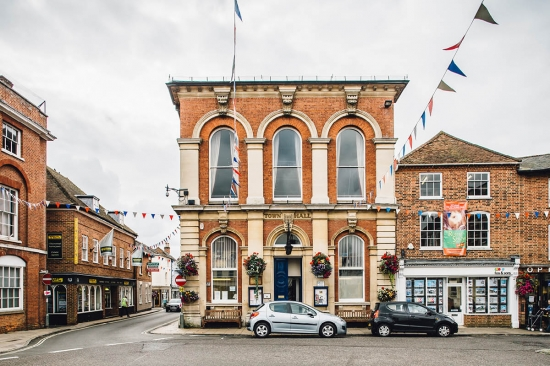 Romsey Town Hall