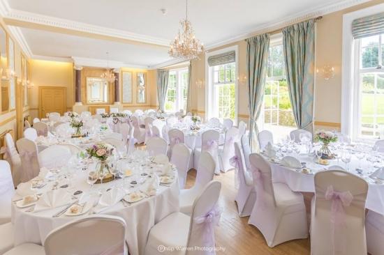 Glenfall House Ballroom