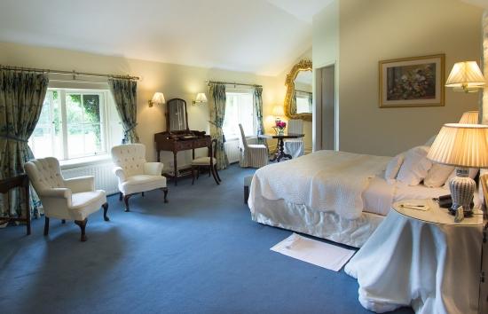 Blue Room at Rathsallagh