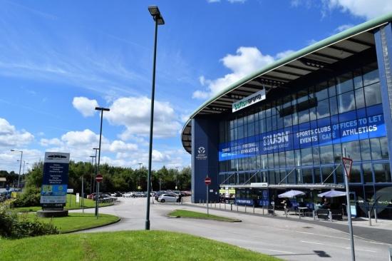 USN Bolton Arena