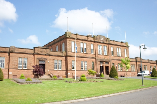 Easterbrook Hall