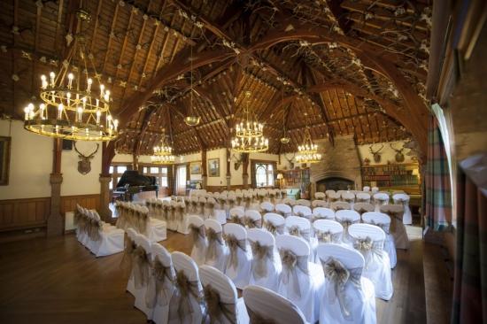Glen Tanar Ballroom