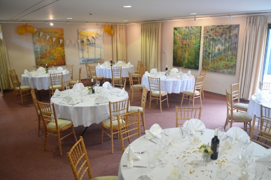 Painshill room hire