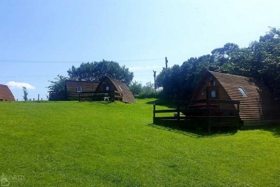 Wigwam accommodation