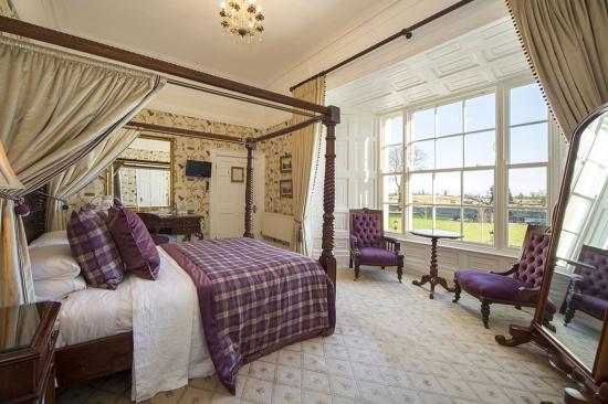 Castle bedroom