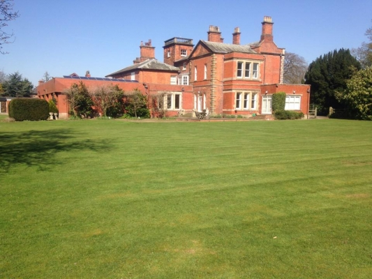 Stapeley House - Marquee Venue