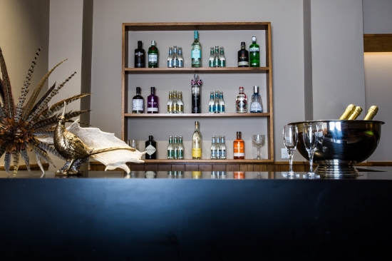 The Turner Suite Bar