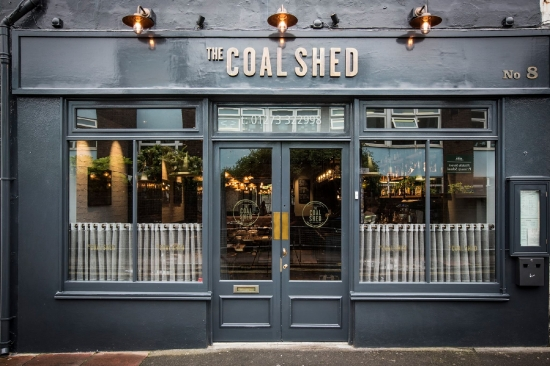 The Coal Shed