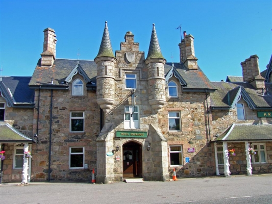 The Invercauld Arms
