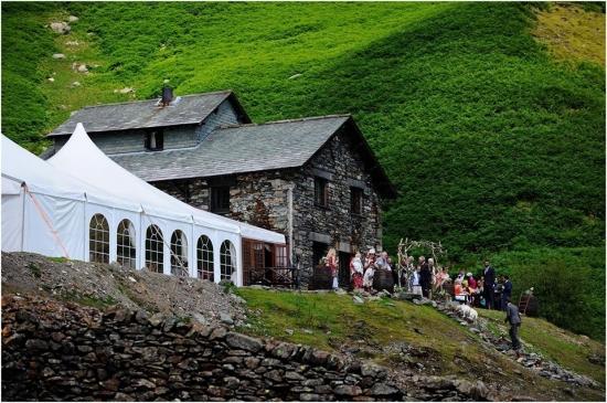 The Coppermines Mountain Wedding Venue