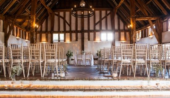 Smeetham Hall Barn