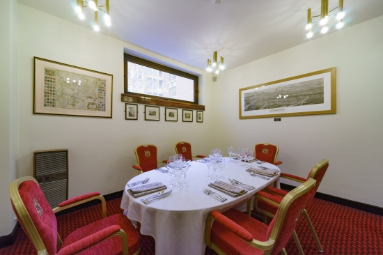 The Print Room dining