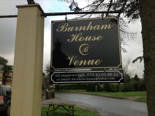 Burnham House Venue