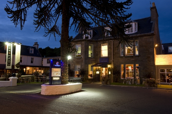 Glenmoriston Town House Hotel