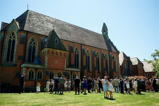 All Saints Chapel - Wedding Venue